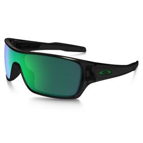 Oakley Turbine Rotor Sunglasses black ink/jade iridium